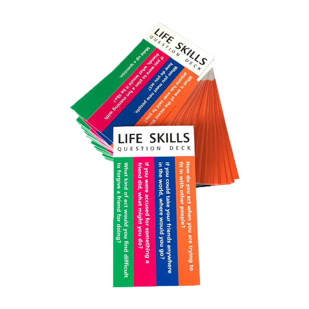 Totika Lifeskills Cards