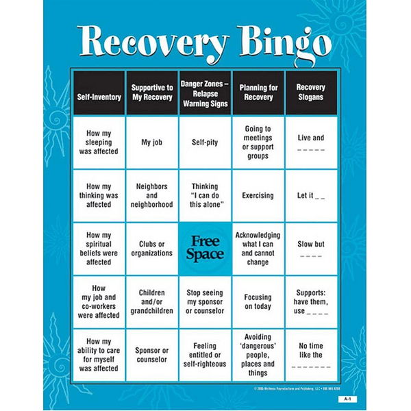 Bingo Games for Counseling and Therapy