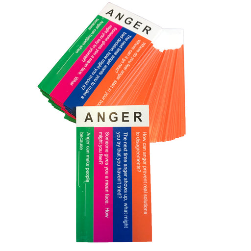 Anger Cards for Totika