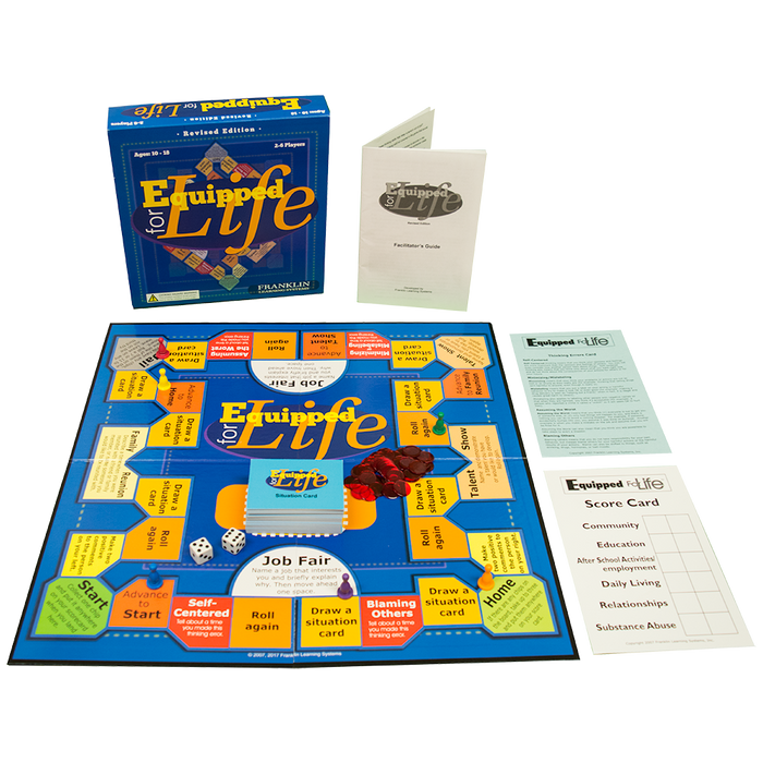 Equipped for Life Game (Revised Edition)
