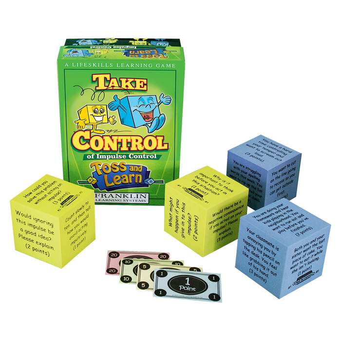 Take Control of Impulse Control Game