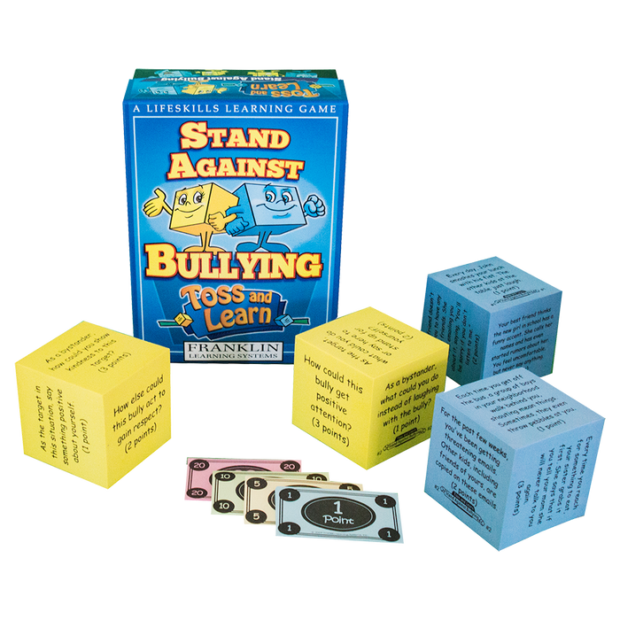 Toss and Learn: Stand Against Bullying Game