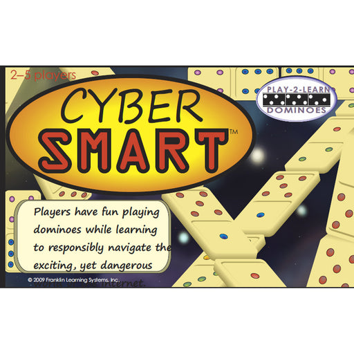 Play-2-Learn Dominoes: Cyber Smart Dominoes