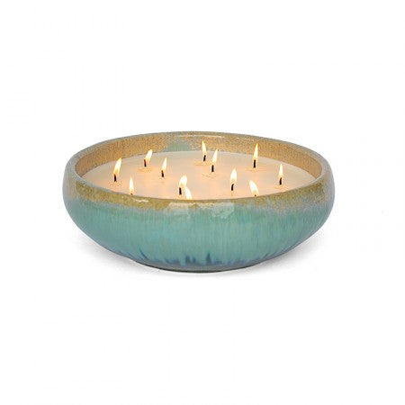 Coastal Breeze Citronella 12-Wick Candle - Gifted and Present