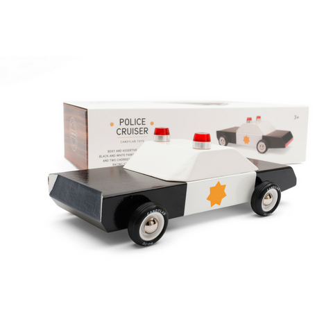 Police Cruiser Toy Car - Gifted and Present