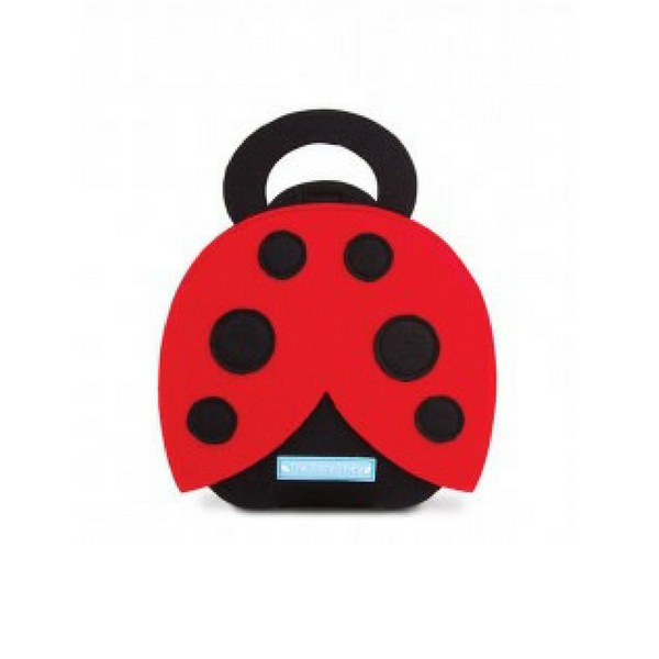 Mini Ladybug Coloring Portfolio - Gifted and Present