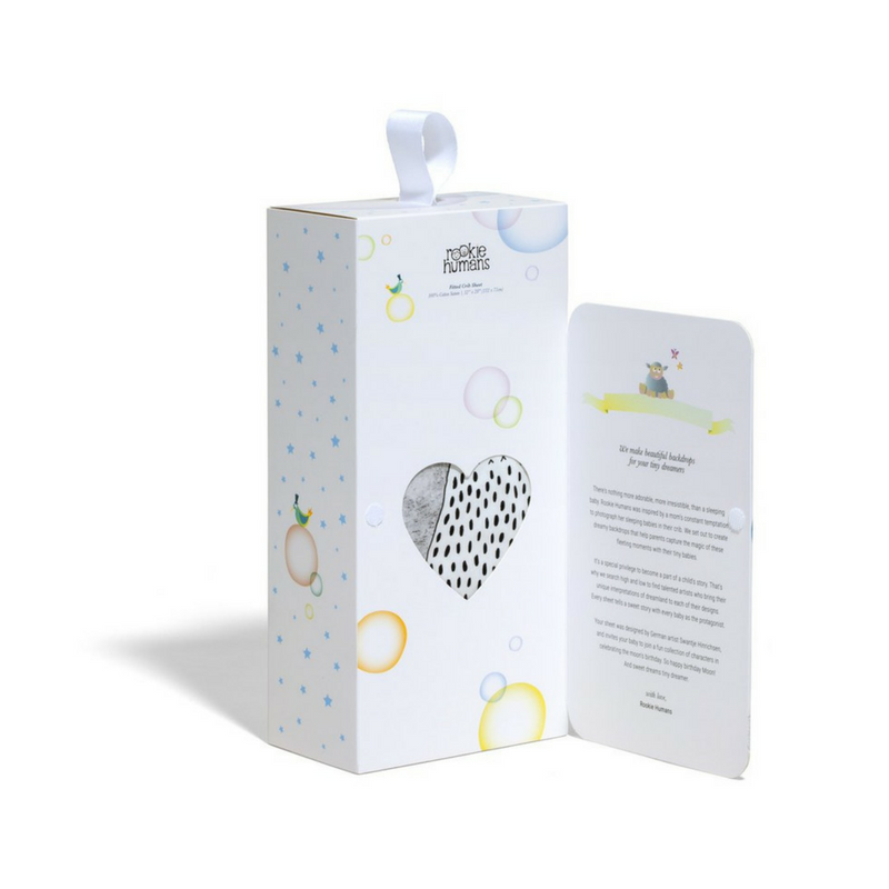 Organic Baby Gift Set - Sweet Sleep - Gifted and Present