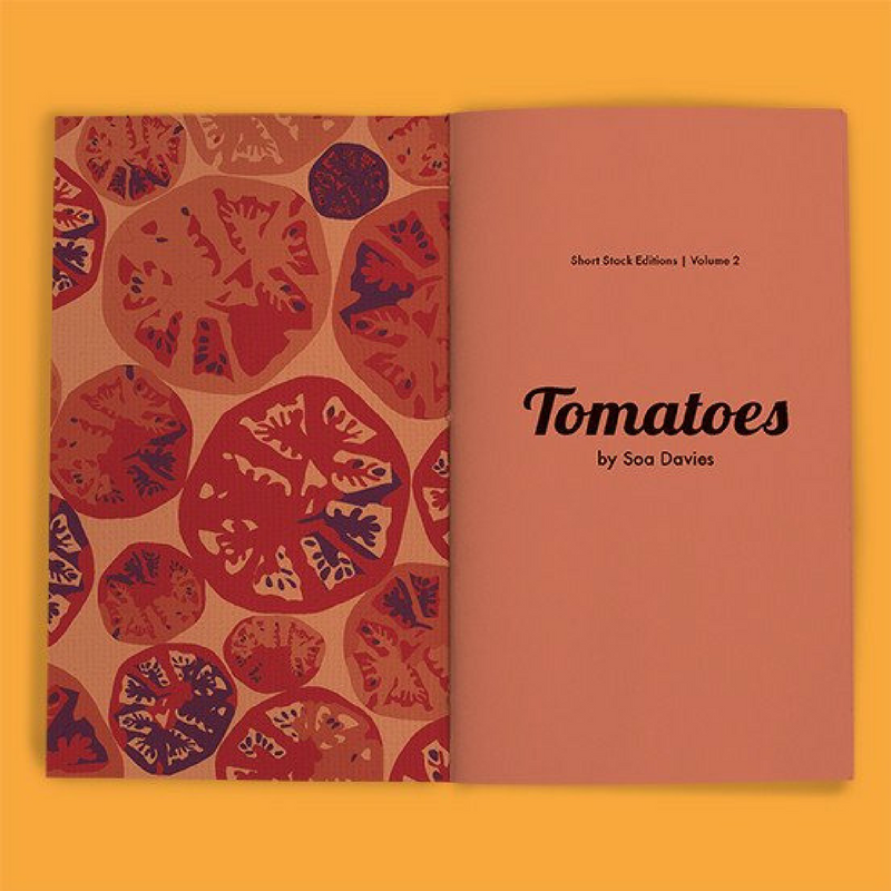 Tomatoes Cookbook - Gifted and Present