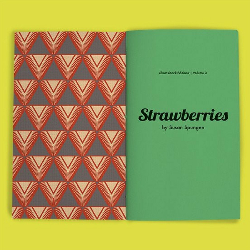 Strawberries Cookbook - Gifted and Present