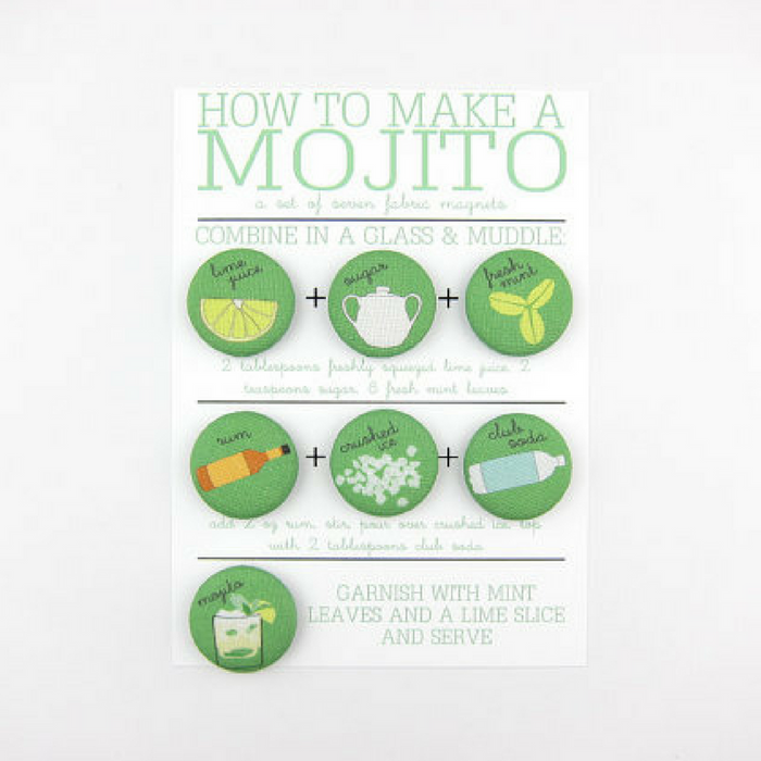 Mojito Instructional Magnets - Gifted and Present