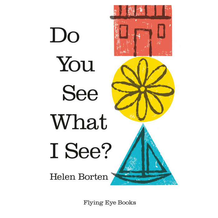 Book - Do You See What I See? - Gifted and Present
