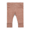 Organic Cotton Elastic Pant/Pink - Gifted and Present