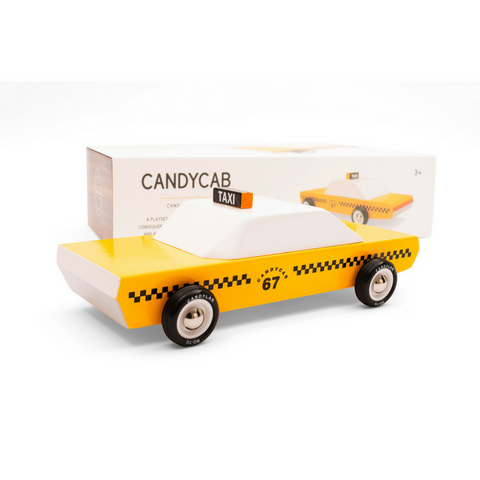Classic Taxi Toy Car - Gifted and Present