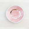Porcelain Ring Dish/Pink - Gifted and Present