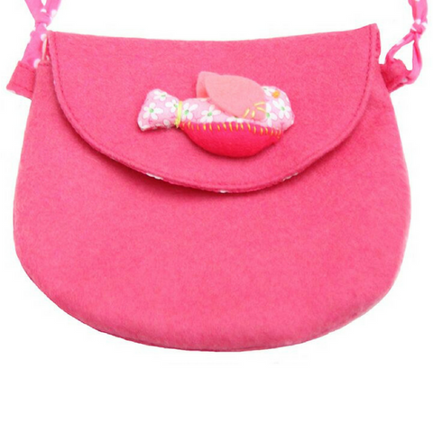 Pink Birdie Purse - Gifted and Present