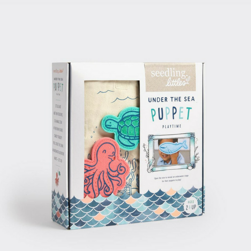 Puppet Playtime Set - Under the Sea - Gifted and Present