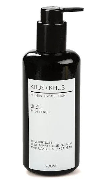 BLEU body serum
