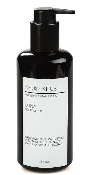 LUNA body serum