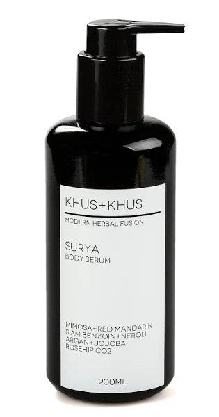 SURYA body serum
