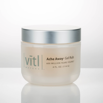 Vitl Waters® Ache Away® Gel Rub