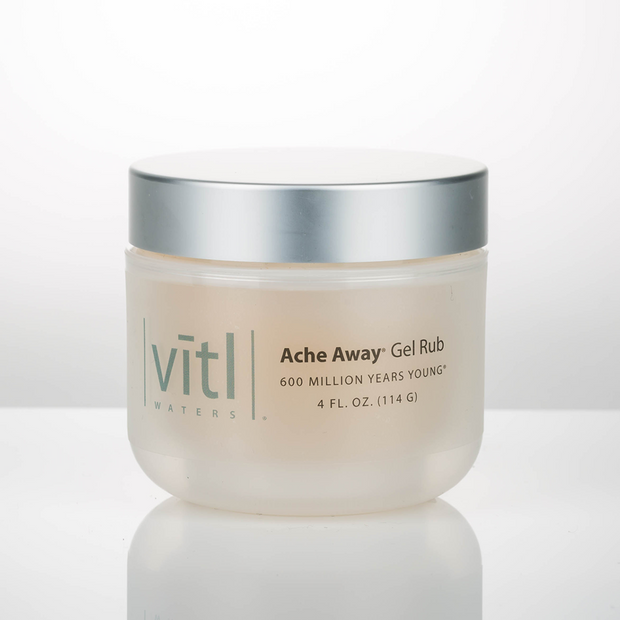 Vītl Waters® Ache Away® Gel Rub - Vitl Waters