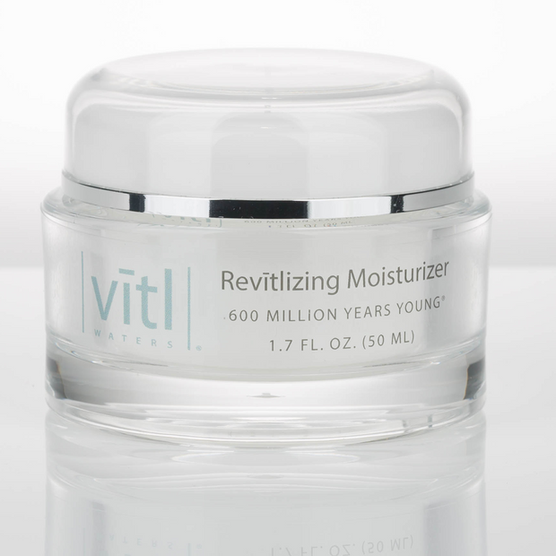 Vītl Waters® Revītlizing Basket w/ FREE Ache Away® Mineral Bath Salts