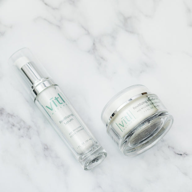 Vītl Waters® Revītlizing Serum and Moisturizer