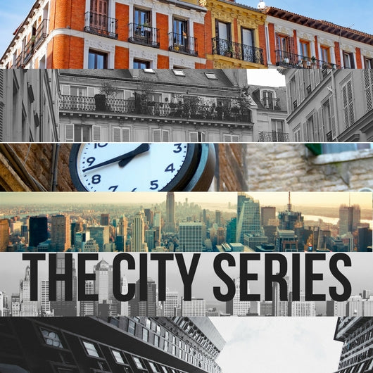 New City Series Collection - Launching Soon!