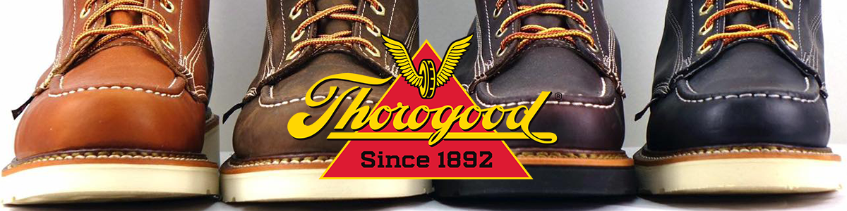 c04cd3dd30f Thorogood | Outdoor Equipped
