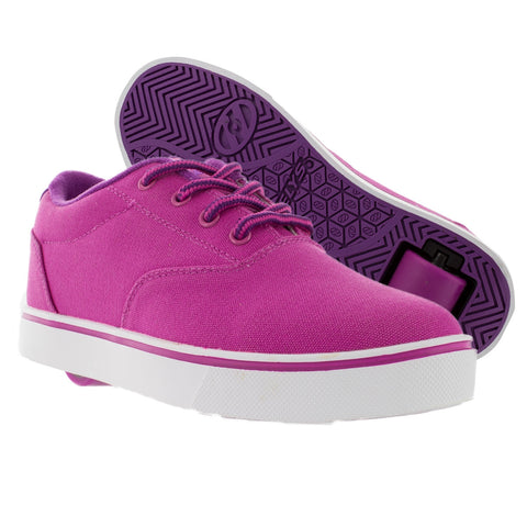 Heelys Women's Launch Shoe Berry/Purple/White