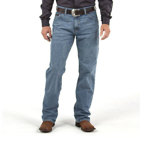 Wrangler 20X® Cool Vantage™ 01 Competition Relaxed Jean - Ocean Blue