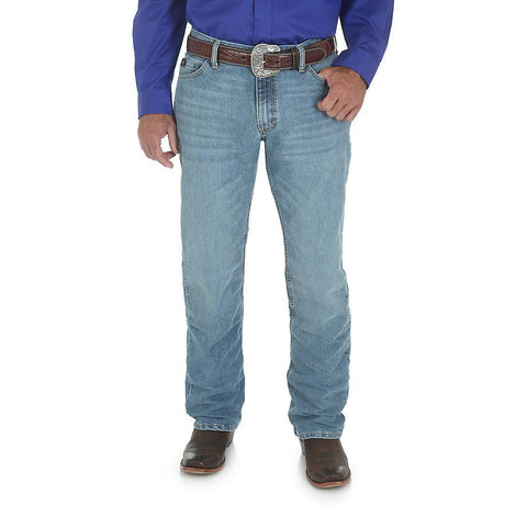 Wrangler 20X® Cool Vantage™ 02 Competition Slim Jean - Ocean Blue