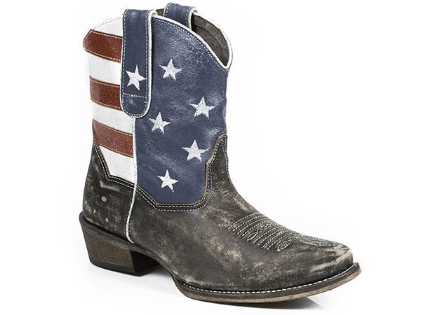 Roper Ladies American Beauty Boot