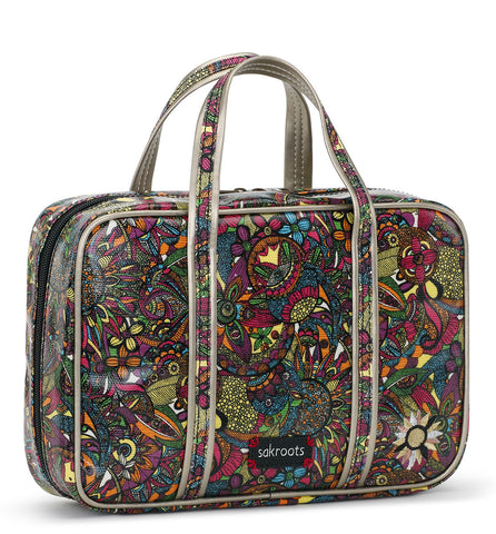 Sakroots Women's Artist Circle Critter Travel Case