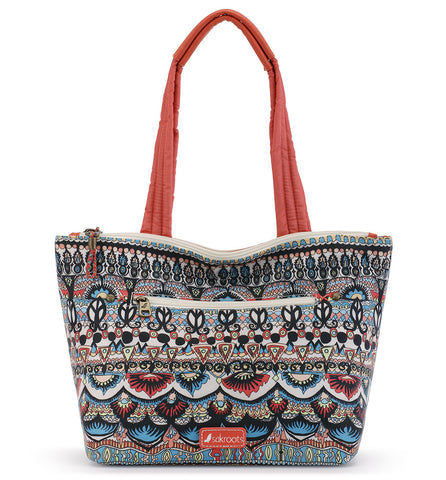 Sakroots Women's Kota Medium City Tote