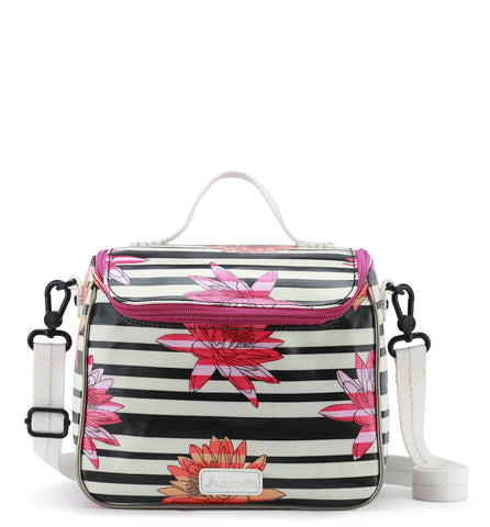 Sakroots Women's Artist Circle Crossbody Cooler