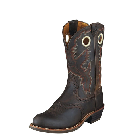 Ariat Women's Heritage Roughstock Boot - Brown