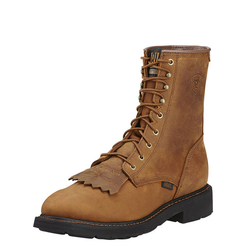 "Ariat Men's Cascade 8"" Boot Aged Bark"