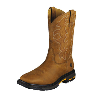 Ariat Men's Workhog Boot Rugged Bark