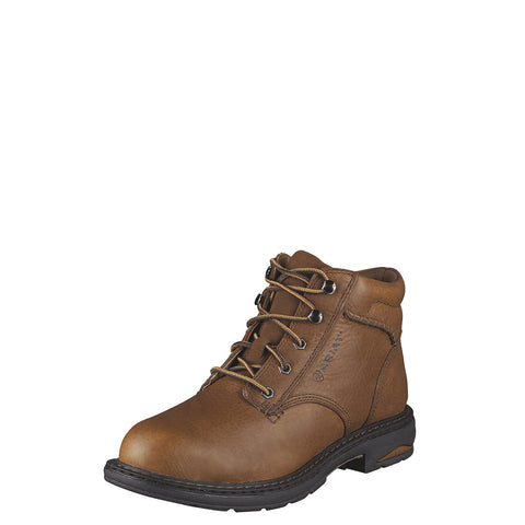 Ariat Women's Macey Comp Toe Boot Dark Peanut