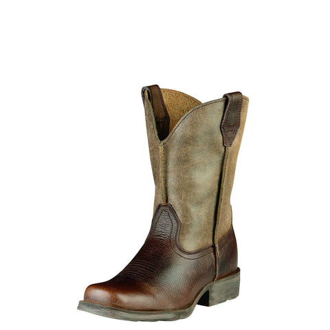 Ariat Kid's Rambler Boot Earth