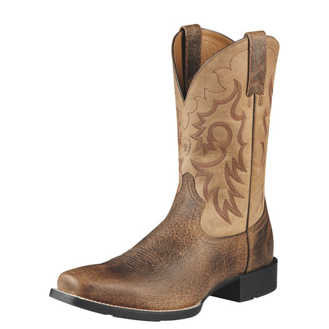 Ariat Men's Heritage Reinsman Boot Earth