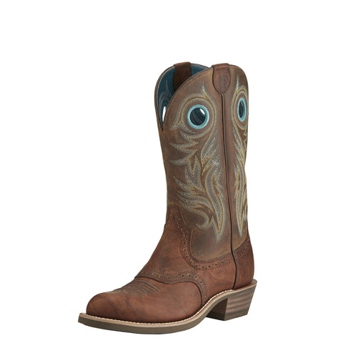 Ariat Women's Shadow Rider Boot - Brown