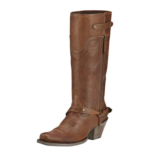 Ariat Women's Wild Flower Boot - Rust/Copper