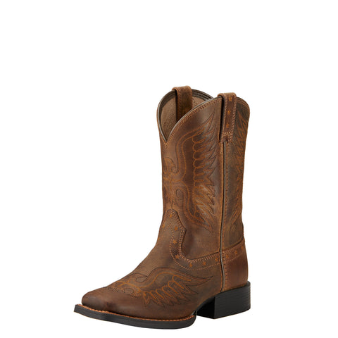 Ariat Youth Honor Boot - Brown