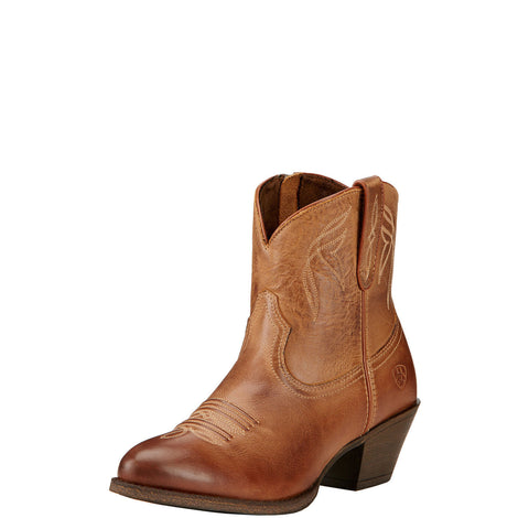 Ariat Women's Darlin Boot Burnt Sugar