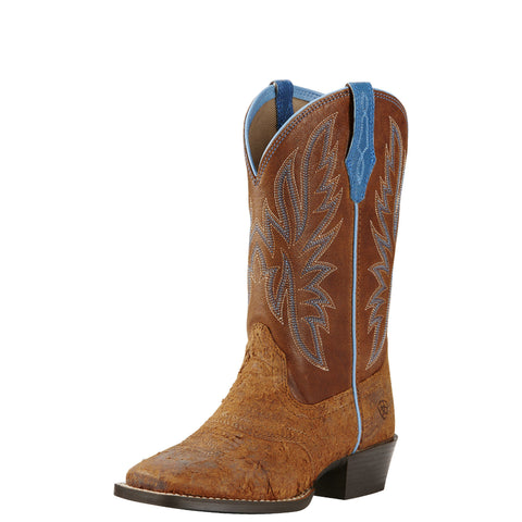 Ariat Youth Outrider Boot - Brown