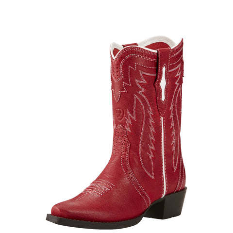 Ariat Youth Calamity Boot - Red
