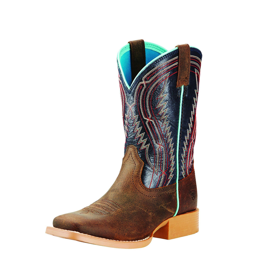 Ariat Youth Chute Boss Boot - Brown