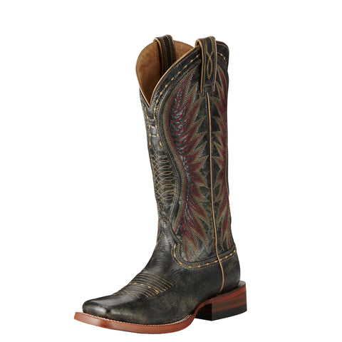Ariat Women's Vaquera Boot - Gray